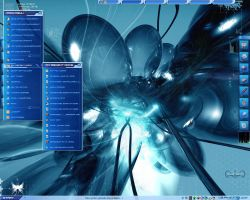 XP Desktop2 with WP by viperv6 by freespace