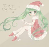 Merry Christmas! by Cheriin