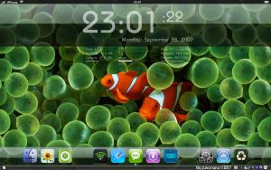 iPhone alike desktop v2.0 by jasonwan1227