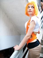 Leeloo by IssssE