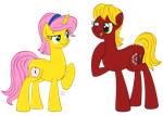 Apple Sisters by Template93