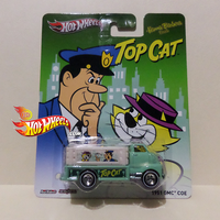 Hot Wheels 2014 Hanna-Barbera Top Cat 1951 GMC COE by idhotwheels