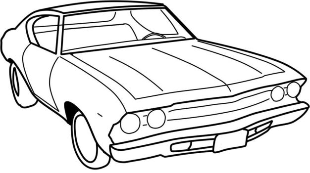 Line Art Car : Cars favourites by c nn m n ng l on deviantart