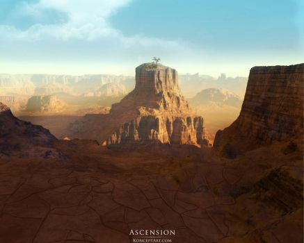 Ascension by adit