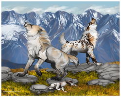 Completed YTH - Fox Hunt by oxpecker