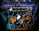 Mighty Kombat: Mightier than the Sword Promo by LightningRod728