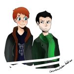 Gallavich by Sweetapocalyptc