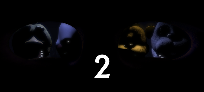 Five nights at Freddy's 2 Wallpaper 2 (Updated) by Elsa-Shadow