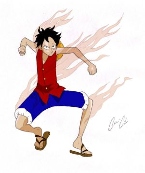 luffy pro by revy11 - photo #14