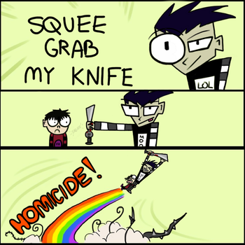 HOMICIDE by ParamourxLights