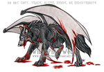 GM's Pain Of Survival Commish by WildSpiritWolf