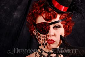 Blind Burlesque... by demonicademorte