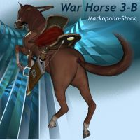 War Horse 3B - Dec 2 07 by markopolio-stock