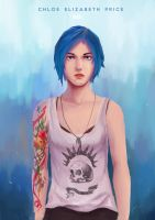 Chloe Price -Life Is Strange by conxervation