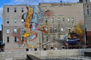 Tag in Montreal by ShonKar