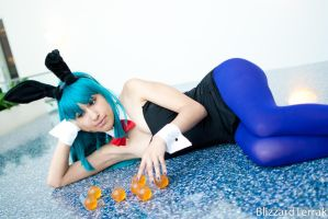 AX11 - Bulma's Dragon Balls by BlizzardTerrak
