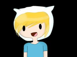 Finn The Human GIF Blinking by kawaiigirl300