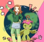 Mimi, Palmon - Save the World by digilife-gallery