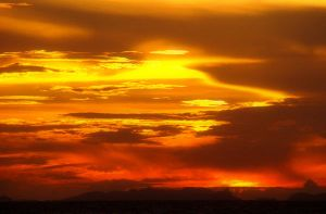 Bloody Sunset by chuletz