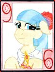 The Inspired Six of Diamonds: Coco Pommel by The1King