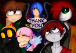 Thanks for 36K! by ScaredyAsh006