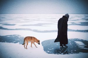 Ice Cold Loneliness by psychiatrique