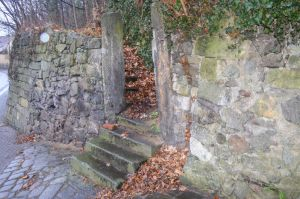 Old stone steps 2 by annawsw