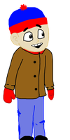 Stan Marsh by Milky-Operation