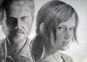 The last of us 2 by Kitehh
