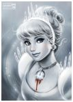 Frozen Girl by daekazu