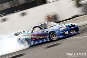 R34 Drift by DanFreeman