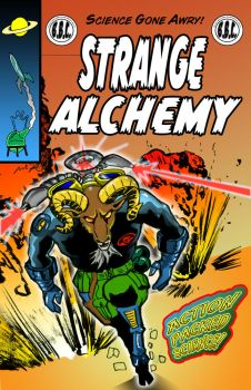 Strange Alchemy 1 by JohnnyVega13