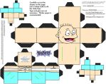 RR: Tommy Pickles Cubee by TheFlyingDachshund