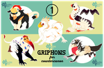 COM: Griphon batch by 11monsters
