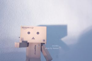 Danbo by faintart