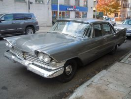 1959 Plymouth Savoy III by Brooklyn47