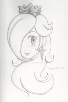 Rosalina Portrait by Juliana1121