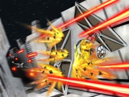 Battle of Yavin: Hot Deceases by Tiefgrund