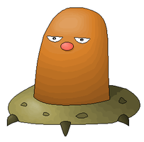 Truth about diglett by Voltorb