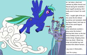 Second Star to the Right... by Stormcallerr