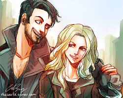 CS Sketch by TheCecile