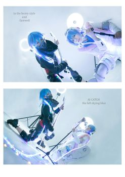 THE CHIRAL NIGHT-Diva into DMMD 09 by masato1026