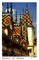 hospices de beaune by bracketting94