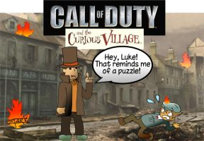 Call of Duty: The Curious Village by MarkProductions