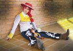 Jessie the cowgirl Toy Story cosplay by MissWeirdCat