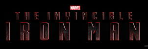 THE INVINCIBLE IRON MAN - Iron Man 4 LOGO by MrSteiners