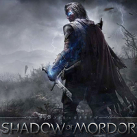 Middle Earth Shadow of Mordor v2 Metro by griddark
