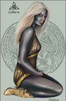 Drow by Celtic-a