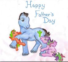 Father's Day by crazynina