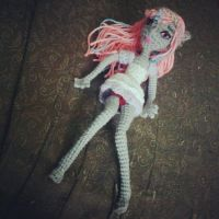 Project Monster High: Rochelle Goyle by michelle-murder